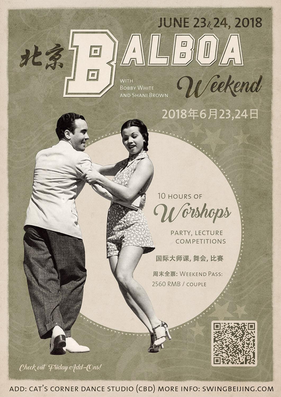 Balboa-Weekend